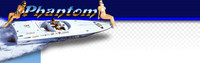 Logo Phantom Boats