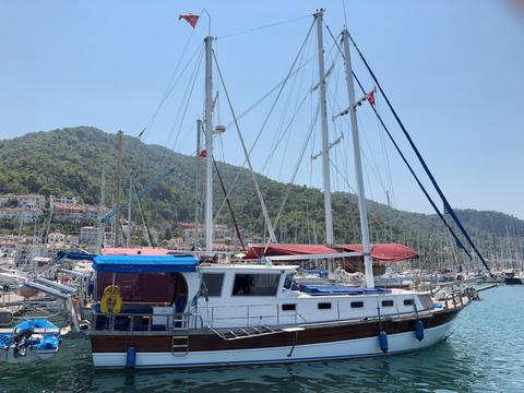 12M Gulet WITH 3 Cabins