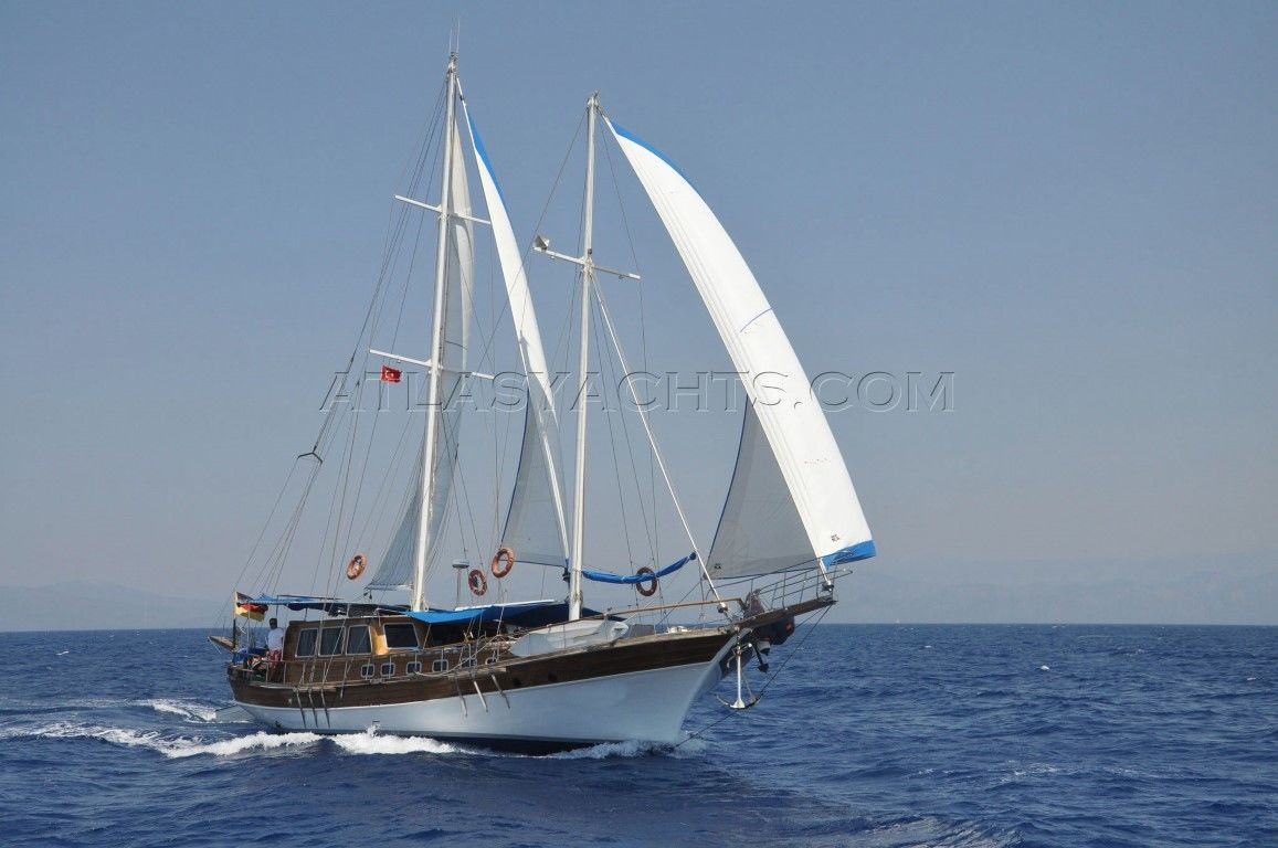 20M, 4 Cabins Sailing Gulet - picture 1