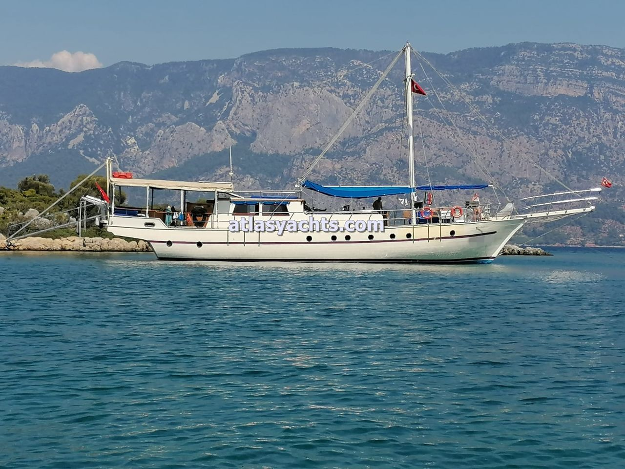 23M,7 Cabins, Airconditioned