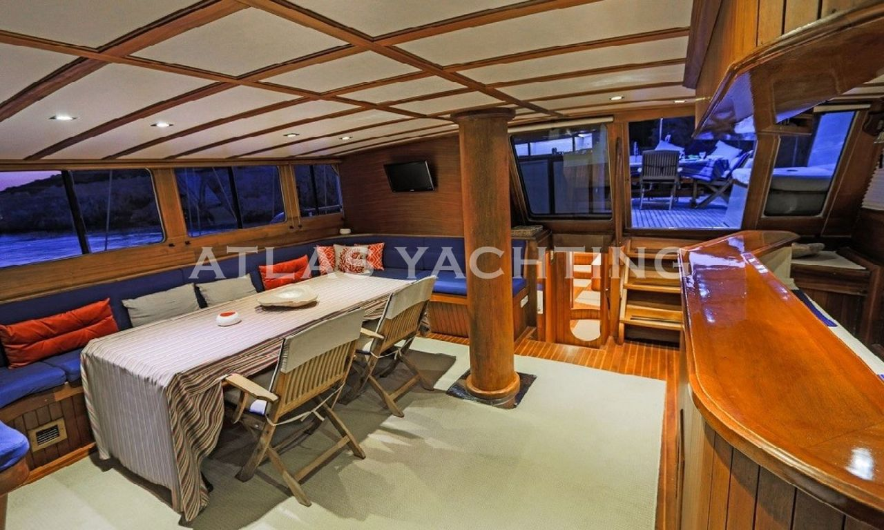 28M 6 Cabins Airconditioned - immagine 3