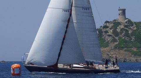 60 ft IOR Rated Sloop
