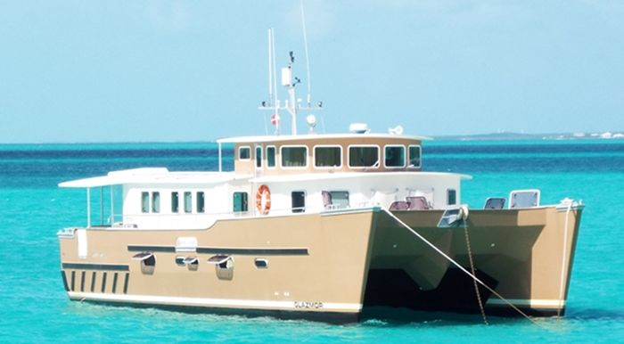 61 ft Power Catamaran