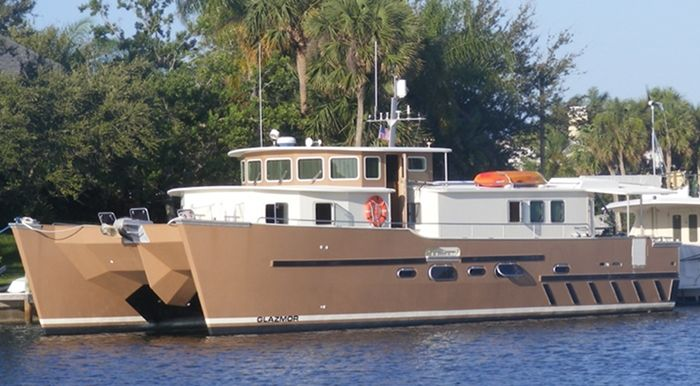 61 ft Power Catamaranimagen 2