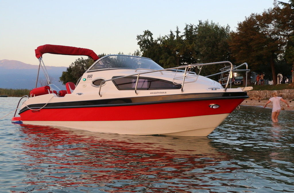 Aqualine 550 Summersale 2019