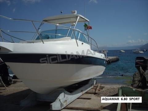 Aquamar 680 Walkaround