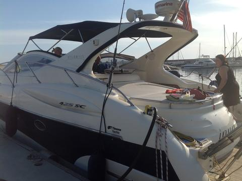powerboat Atlantis Atlantıs (Gobbı) 425 SC