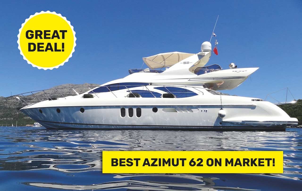 Azimut 62 Fly - picture 1