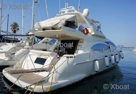 Azimut 68 Fly, 2007, all tax paid