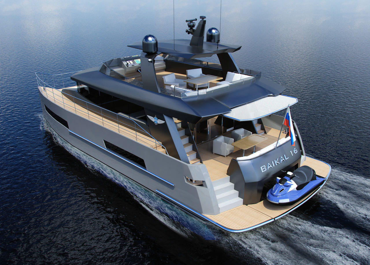 Baikal Yachts 16 MC - picture 1