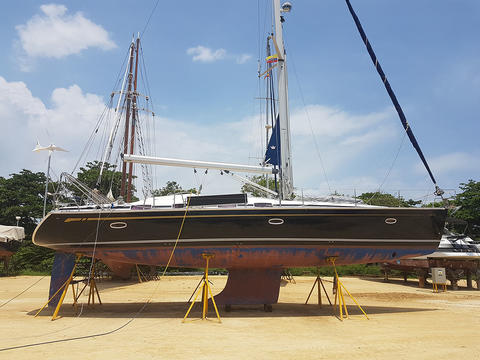 Bavaria 50 Cruiser en Colombia