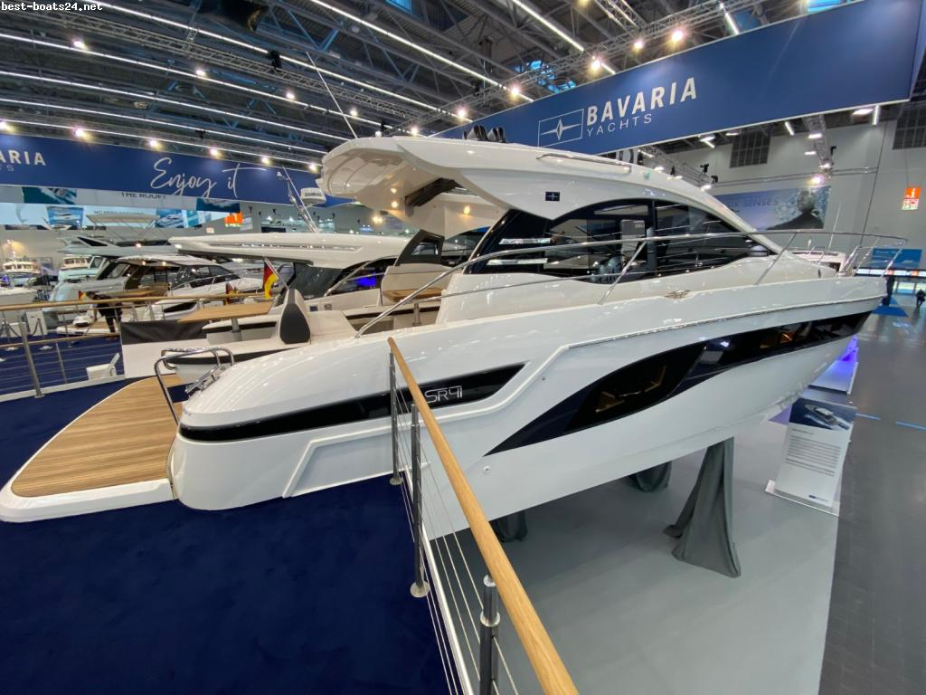 Bavaria SR 41 HT - neues Model