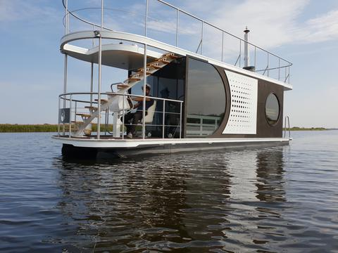 Houseboat Used Houseboats For Sale