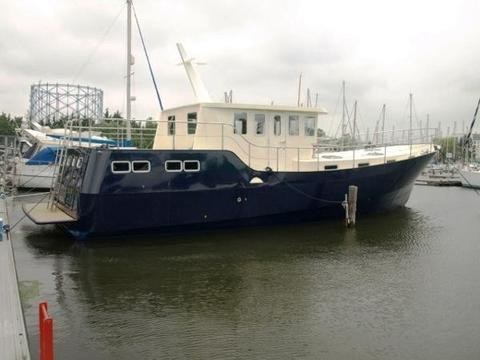 Blue Water Yachts Trawler
