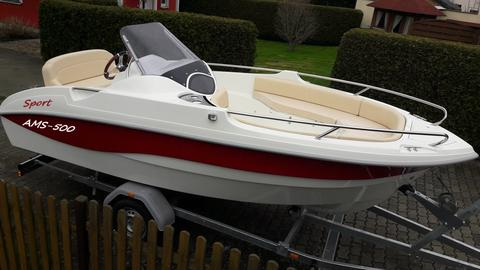 Boote AMS 500 Sport C