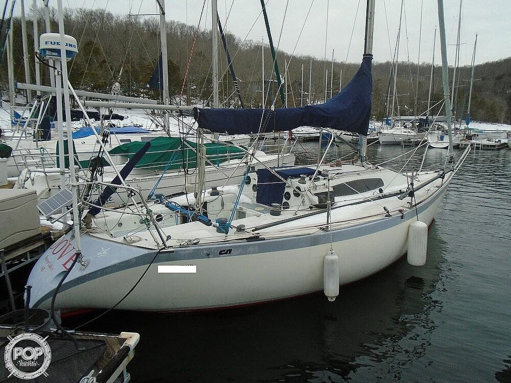 camper & nicholsonss 30 sailboat for sale