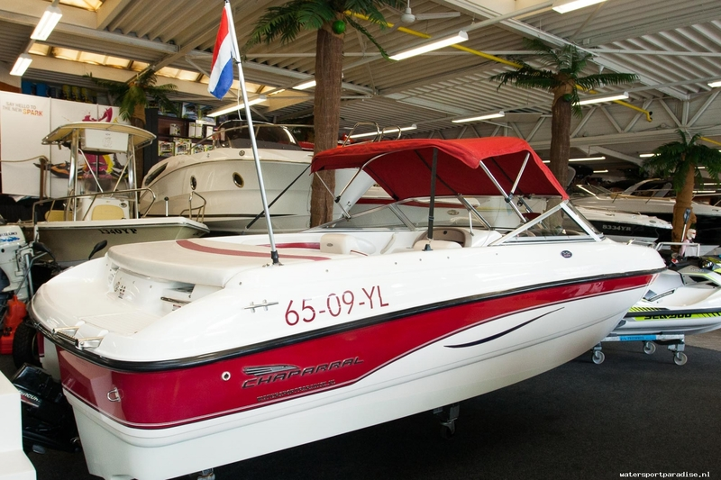 Chaparral 200 SSE Bowrider: buy used powerboat / sports boat