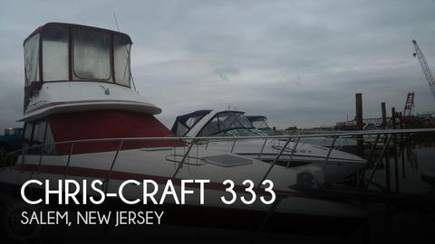 Chris-Craft 333 Commander