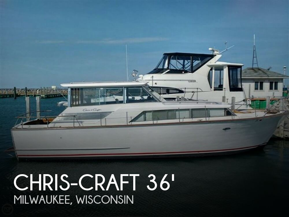 Chris-Craft Constellation Hard Top