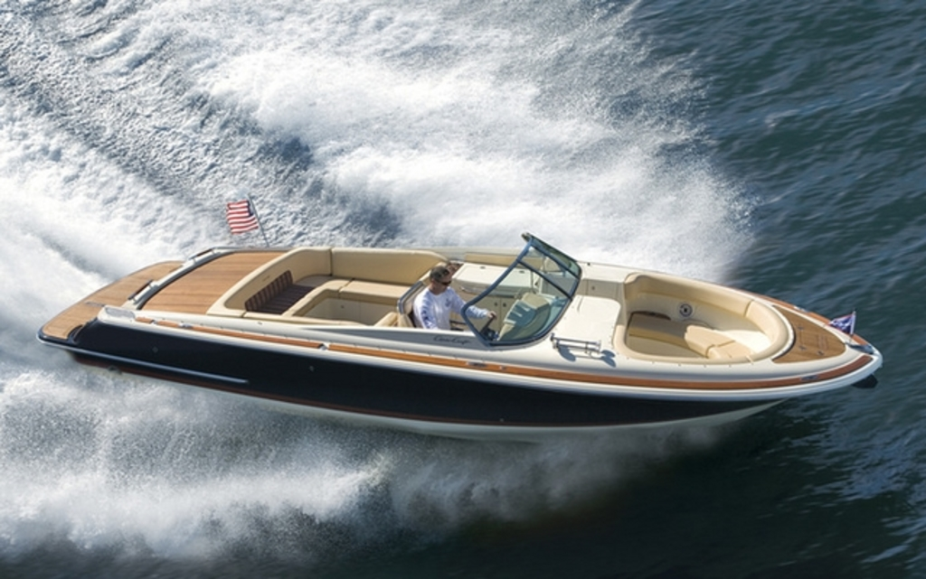 Chris-Craft Launch 28: buy used powerboat / motor yacht