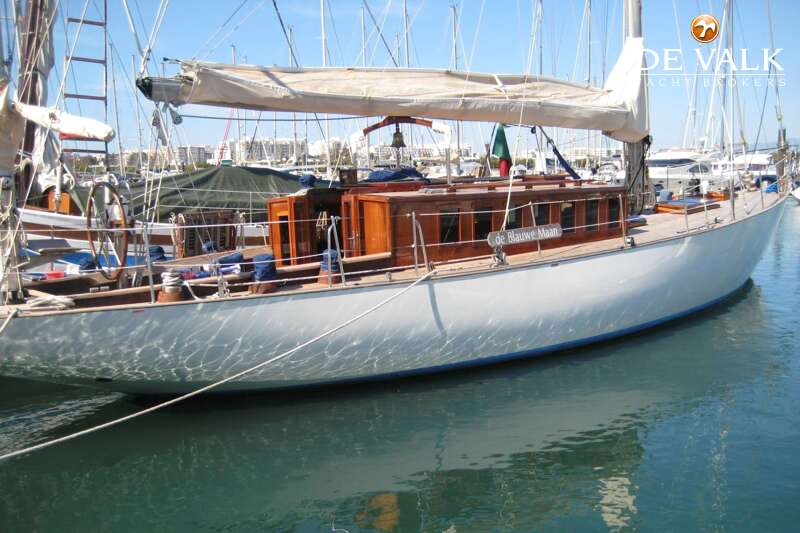 classic sailing yacht sailboat for sale