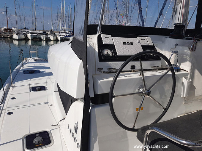 cnb lagoon 42 sailboat for sale