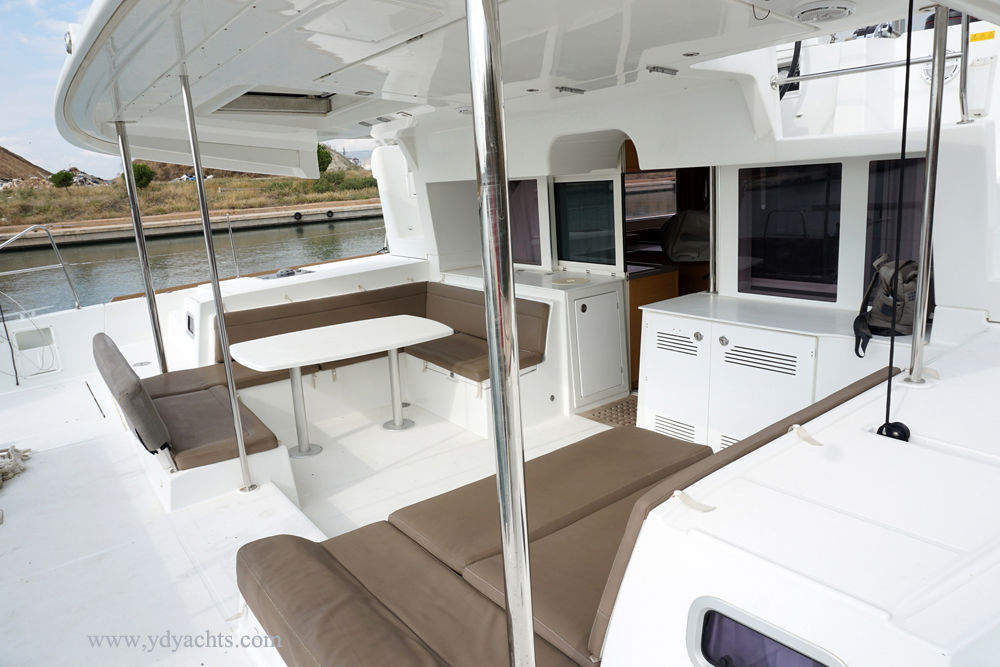 cnb lagoon 450 f sailboat for sale