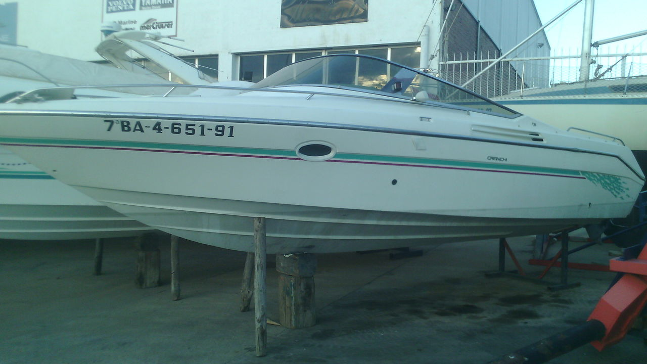 Cranchi Clipper 760