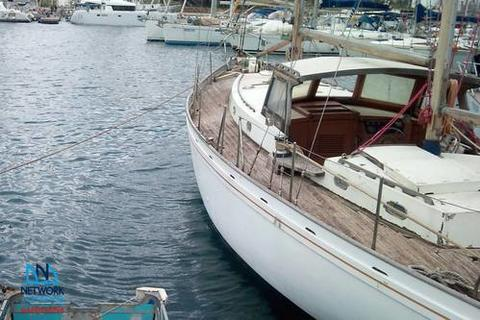 Custom Built 13.8 Wooden Ketch