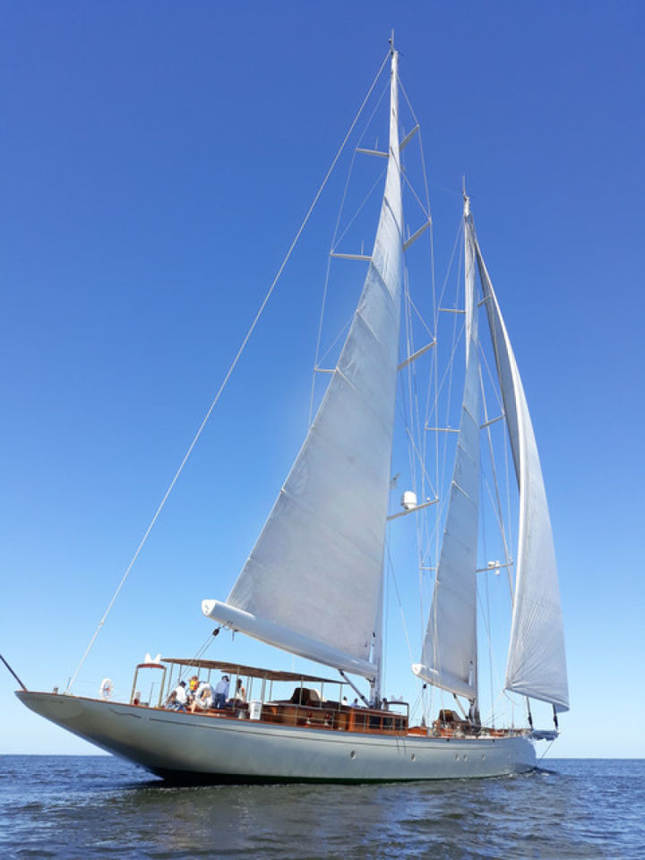 Custom built Schooner - immagine 3