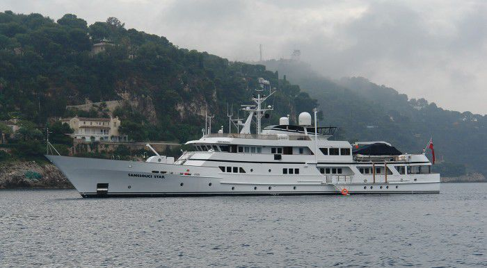 Displacement Twin Screw M/Y