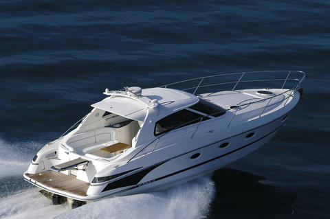Elan 35 Power HT wie Galeon Bavaria Sealine