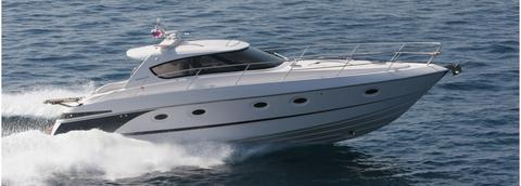 Elan 41 Power HT wie Galeon Bavaria Sealine