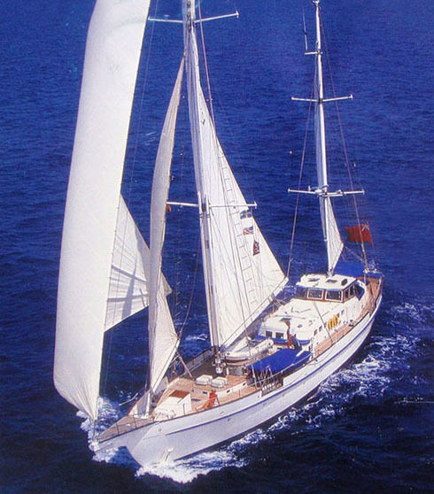 Expedition Yacht: buy used sailboat / sailing yacht - buy and sale