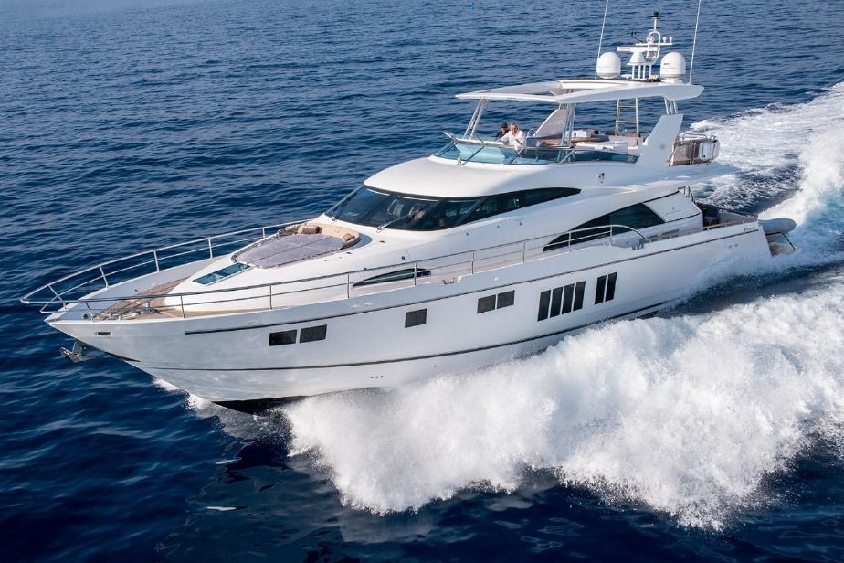 Fairline 78 - Bild 1