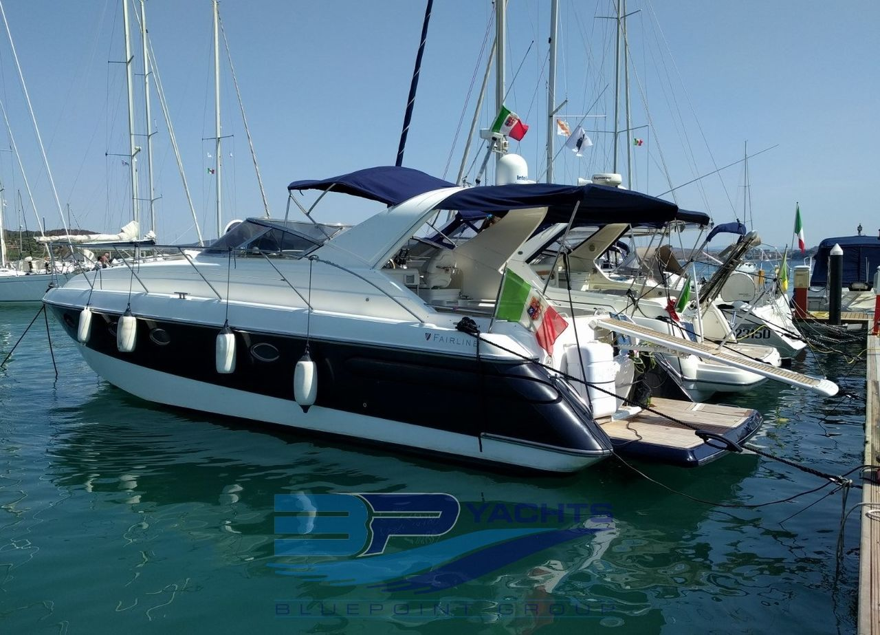Fairline Targa 38Bild 2