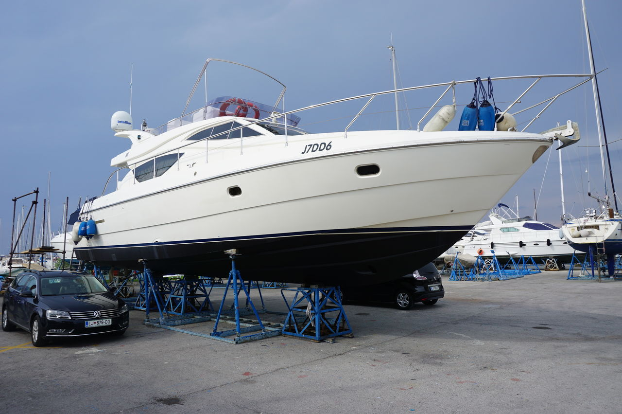 Ferretti 500 Elite - picture 1
