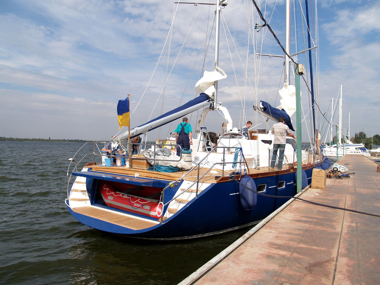 Yachts For Sale: Ketch Yachts For Sale