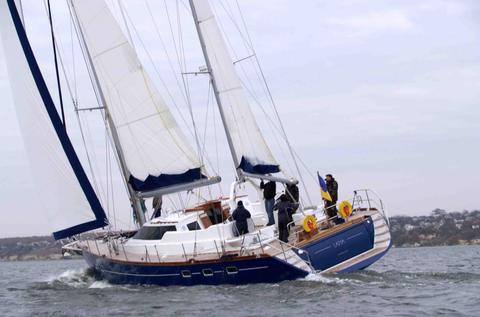 Flagman Yachts Steel Ketch