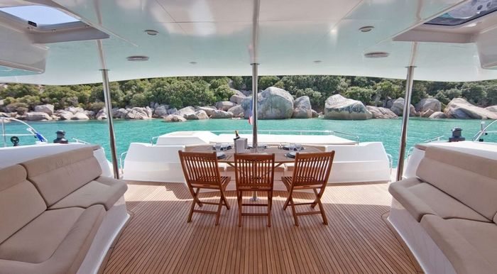 Fountaine Pajot Galathea 65 - picture 2