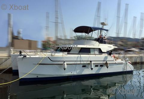 Fountaine Pajot Maryland 37, very rare on the