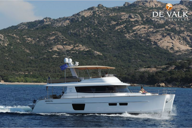 Fountaine Pajot Queensland 55 - fotka 1