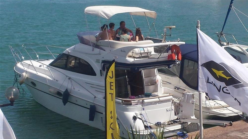 Galeon 330 Fly - foto 1