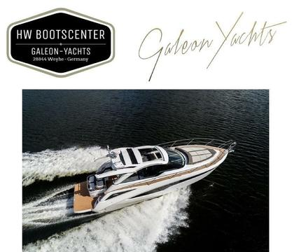 Galeon 405 HTS neues Modell