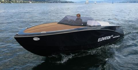 Ganz Boats Elovation 6.8 neu