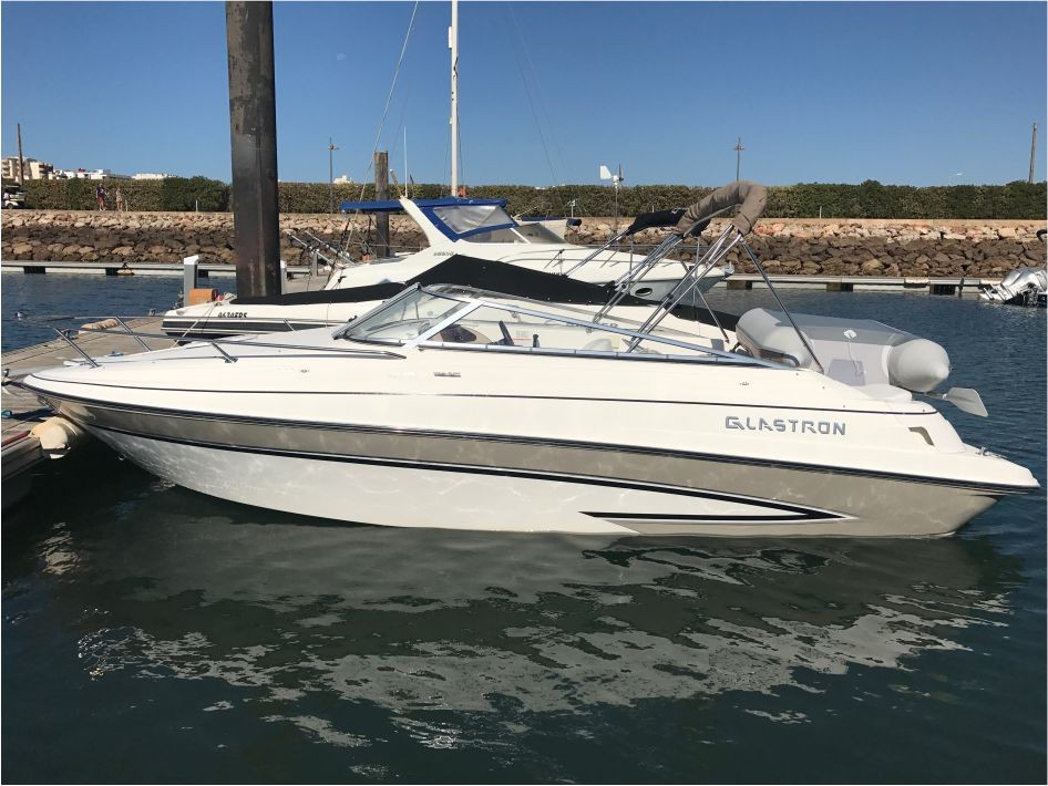 Glastron SX195: buy used powerboat - buy and sale