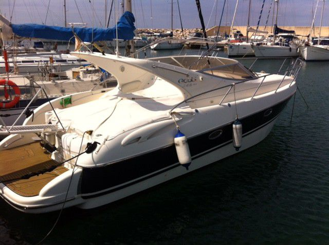 Gobbi 345 sc buy used powerboat motor yacht buy and sale for Used boat motors for sale in sc