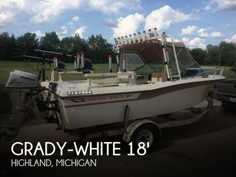 Grady-White 196 Atlantic