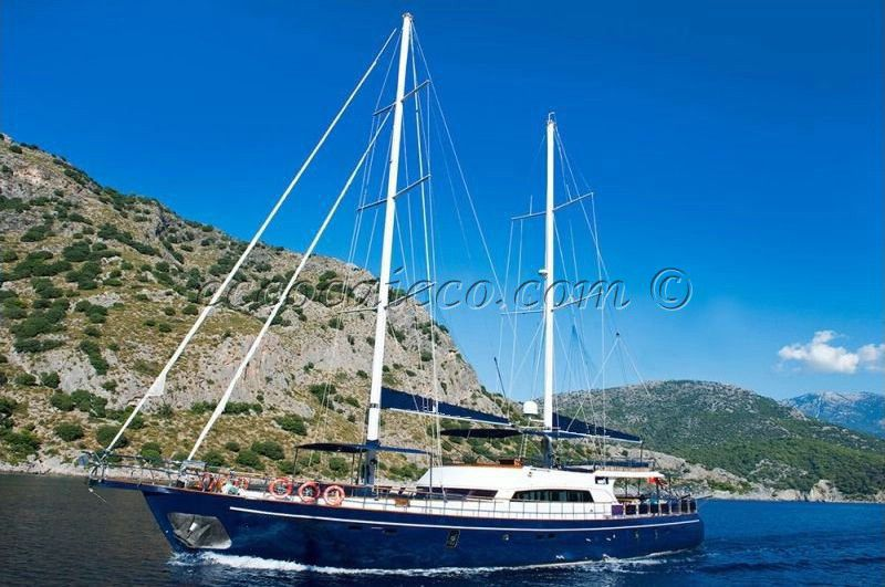 Gulet Caicco ECO 546 Steel Hull