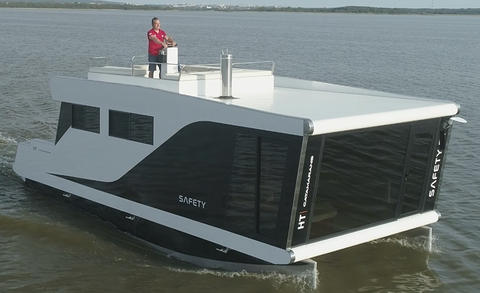 HT houseboats Safety 33